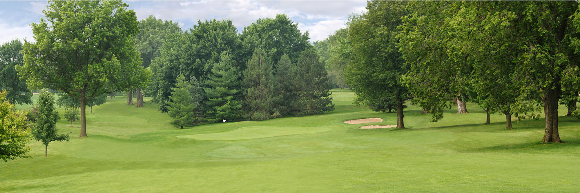 Golf Course Image - Hillcrest Country Club No. 8