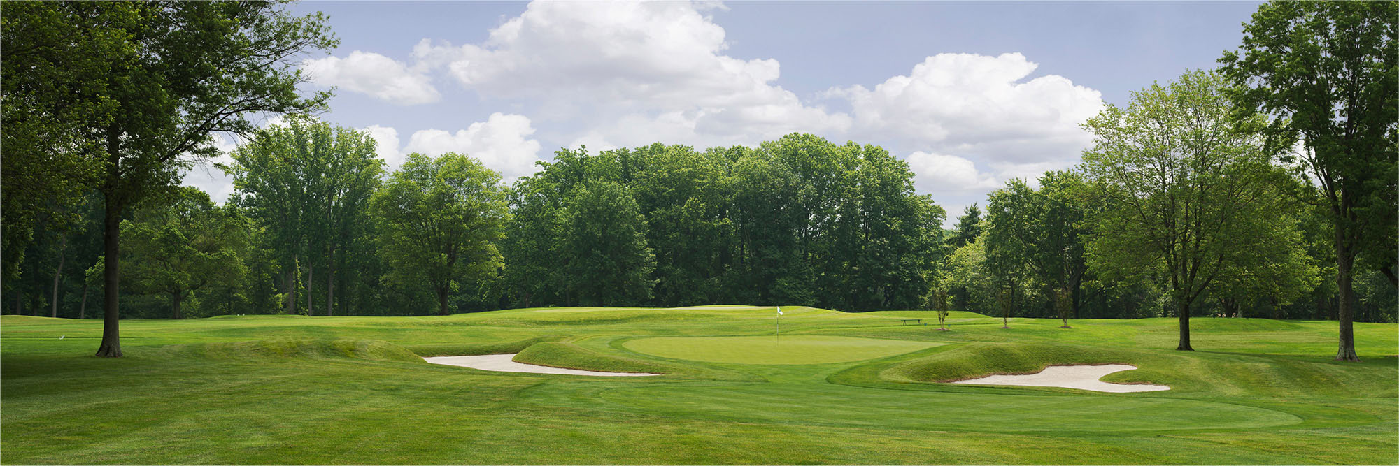 Golf Course Image - Hillendale Country Club No. 15