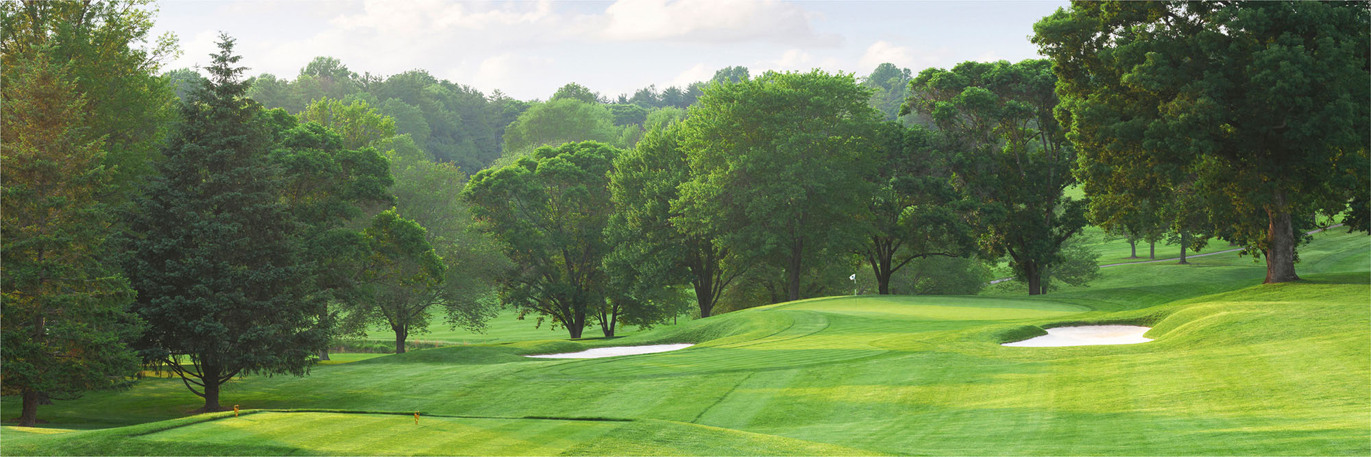 Golf Course Image - Hillendale Country Club No. 3