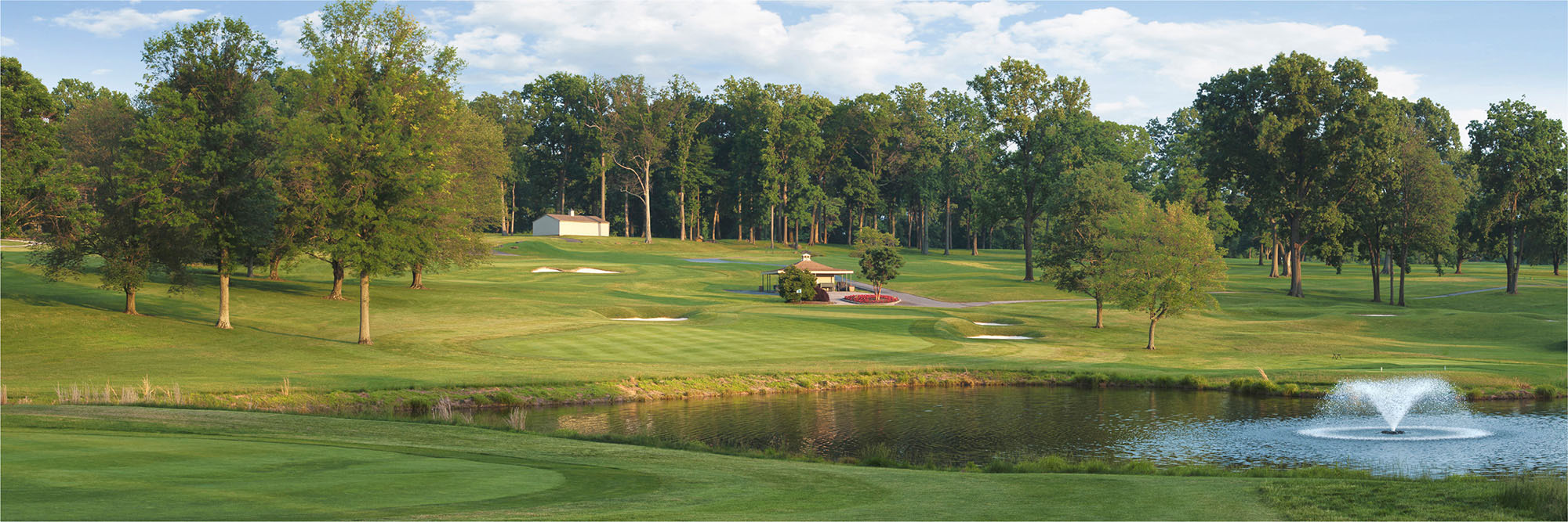 Golf Course Image - Hillendale Country Club No. 5