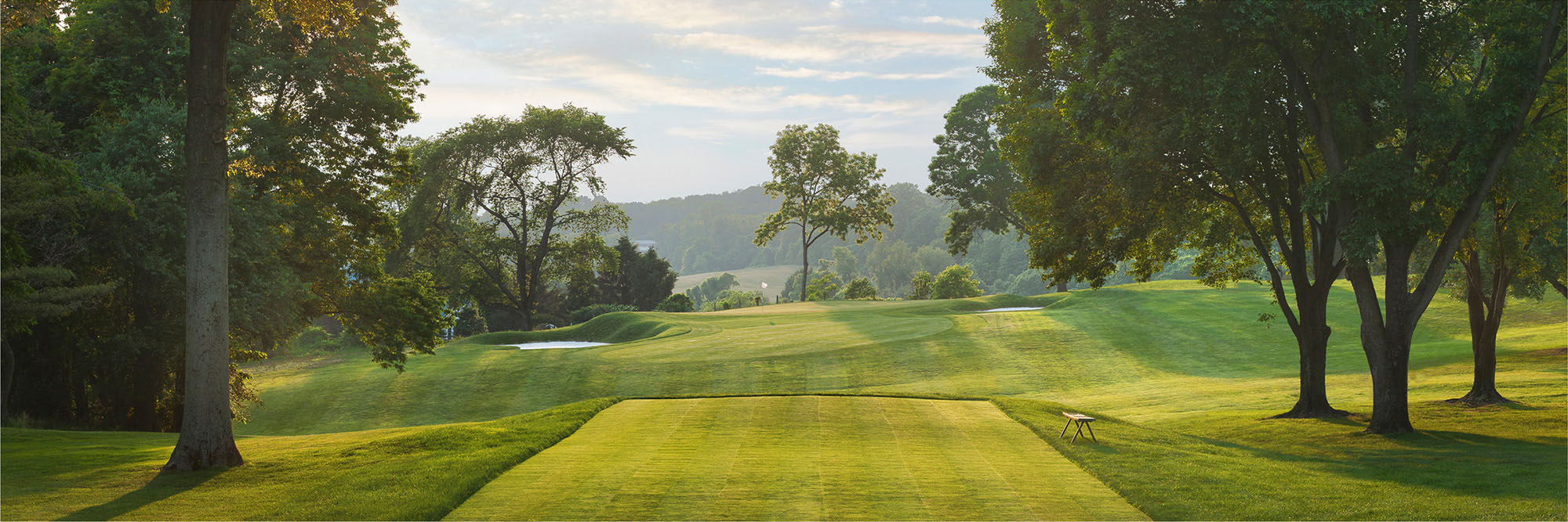 Golf Course Image - Hillendale Country Club No. 7