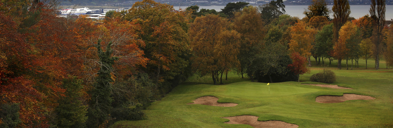 Golf Course Image - Holywood Golf Club No. 4