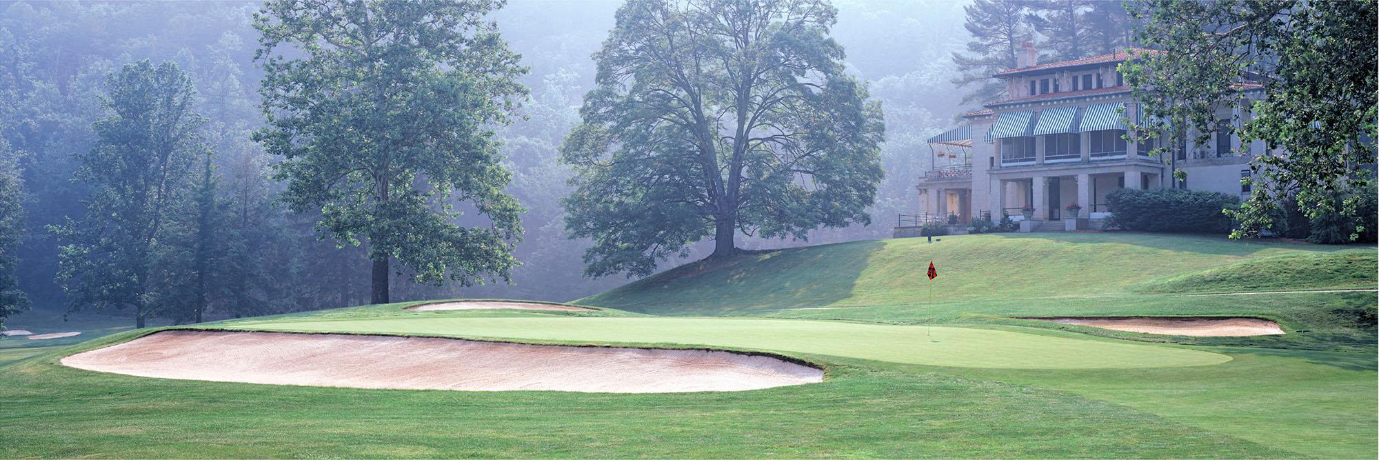 Golf Course Image - Homestead Cascades No. 15