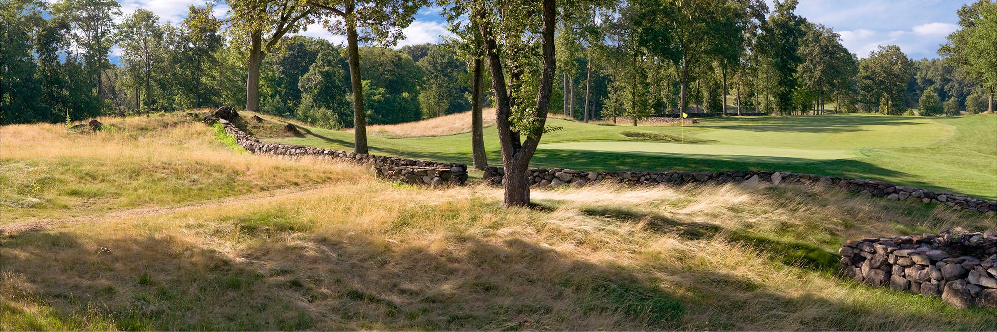 Golf Course Image - Hudson National Golf Club No. 6