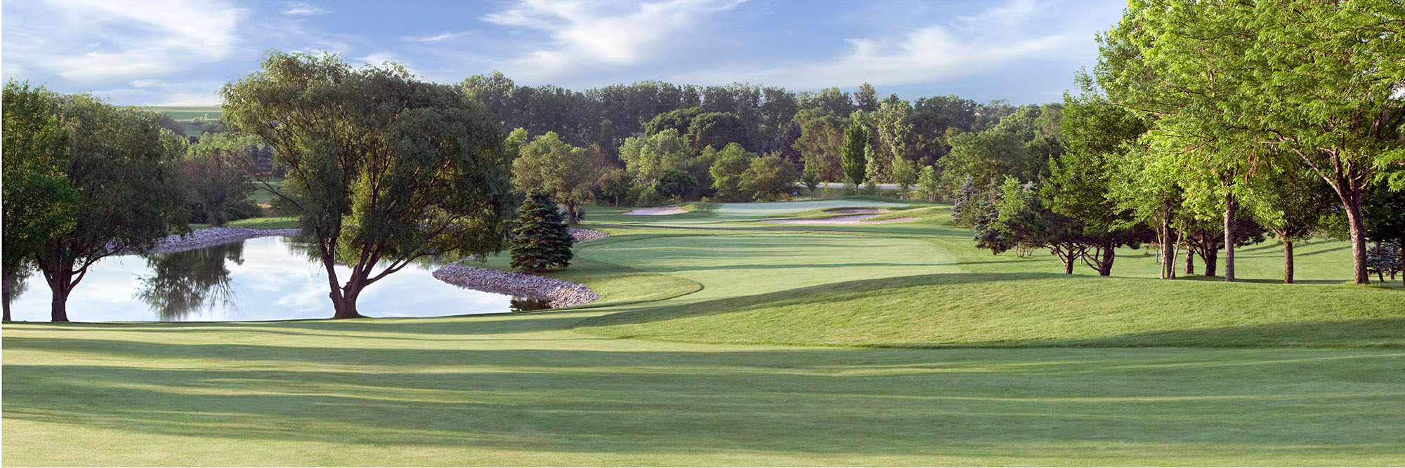 Golf Course Image - Indian Creek Red Feather No. 1