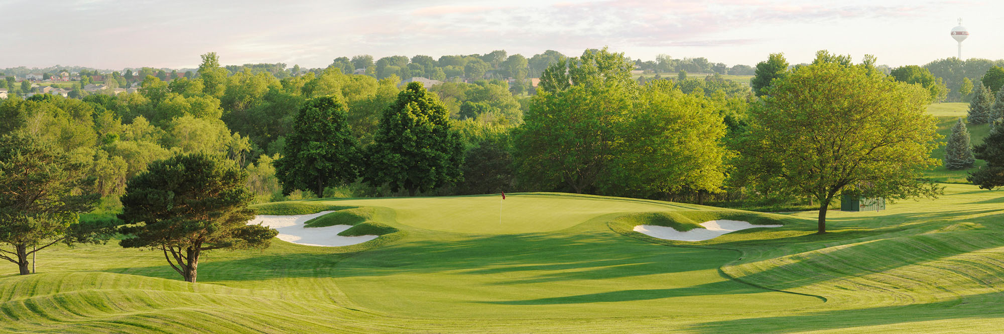 Golf Course Image - Indian Creek Red Feather No. 5