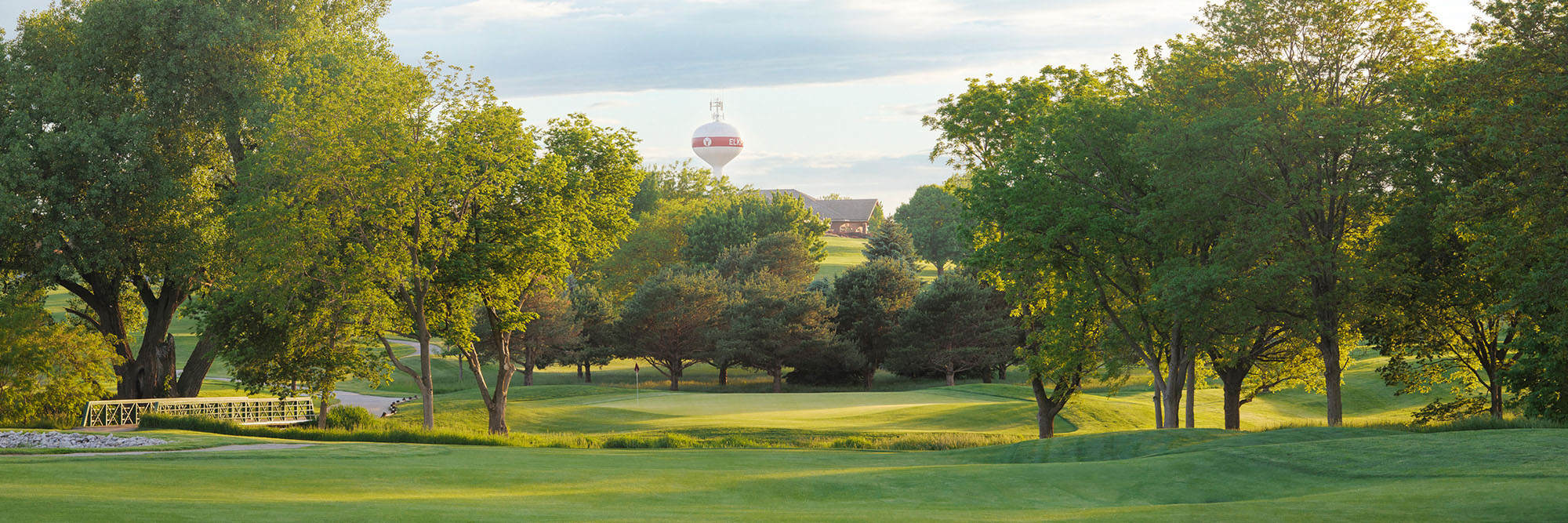 Golf Course Image - Indian Creek Red Feather No. 6