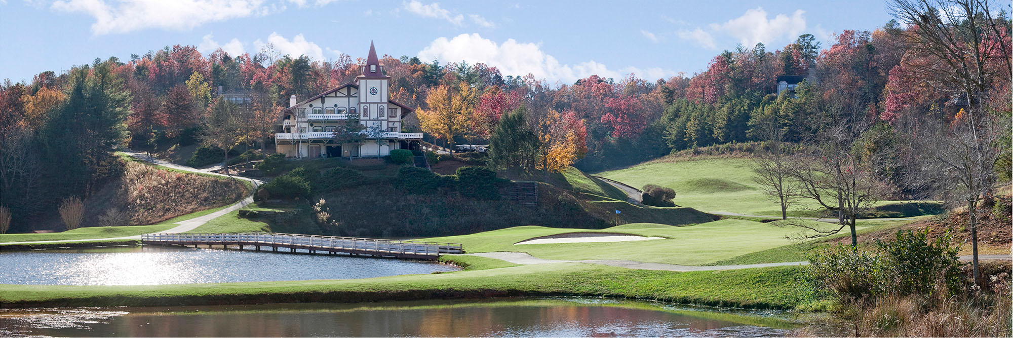 Golf Course Image - Innsbruck Resort & Golf Club No. 9