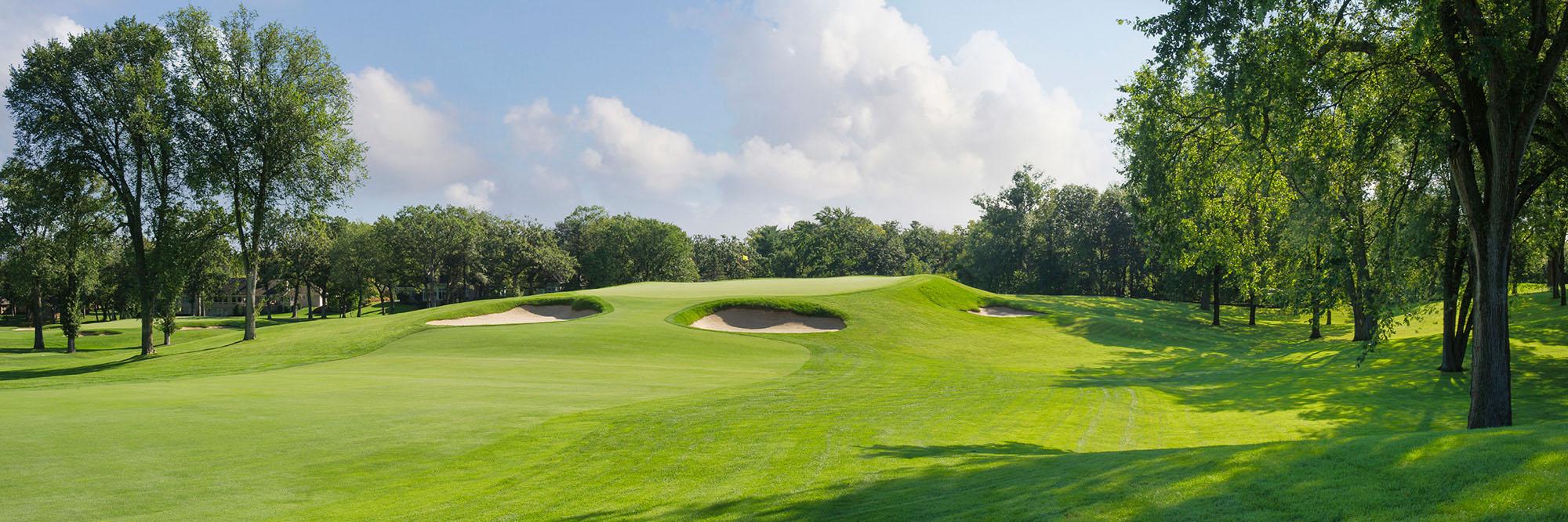 Golf Course Image - Interlachen No. 10