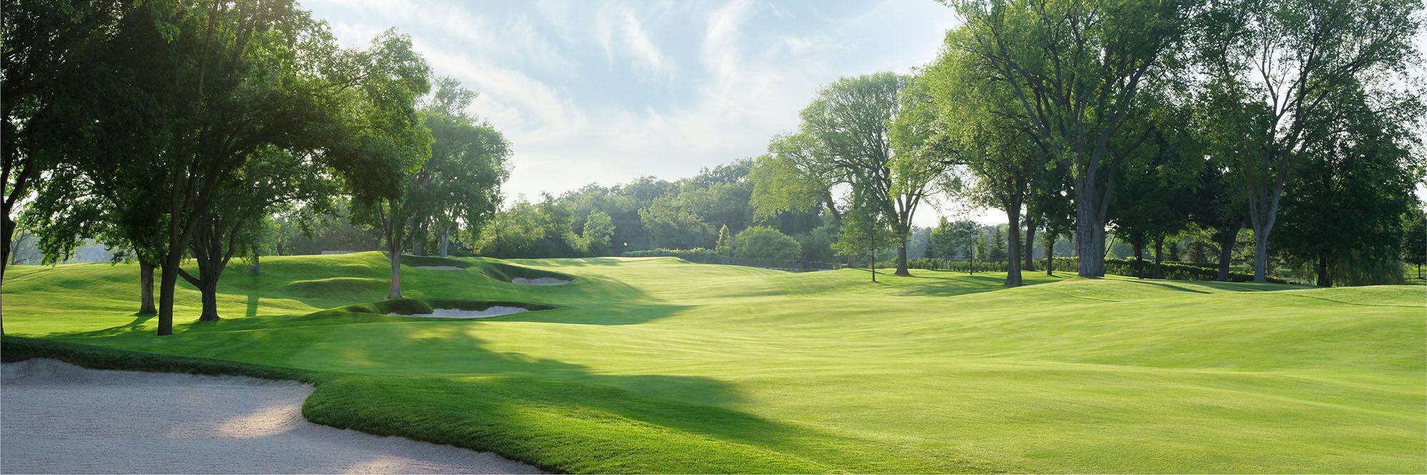 Golf Course Image - Interlachen No. 11