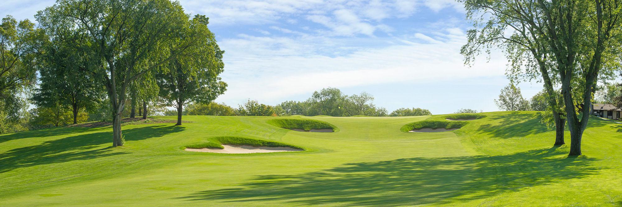 Golf Course Image - Interlachen No. 12