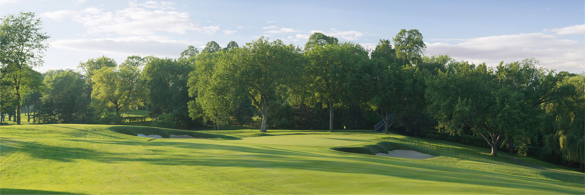 Golf Course Image - Interlachen No. 17