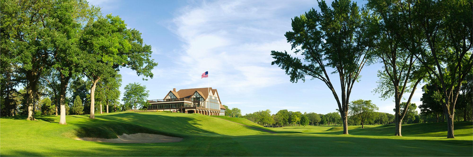 Golf Course Image - Interlachen No. 18