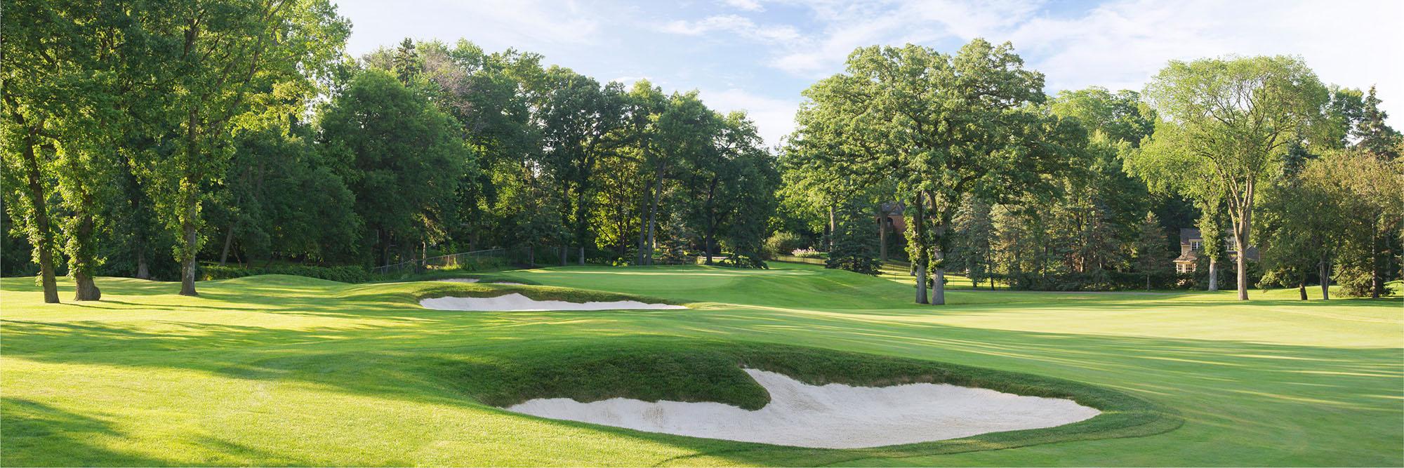 Golf Course Image - Interlachen No. 1