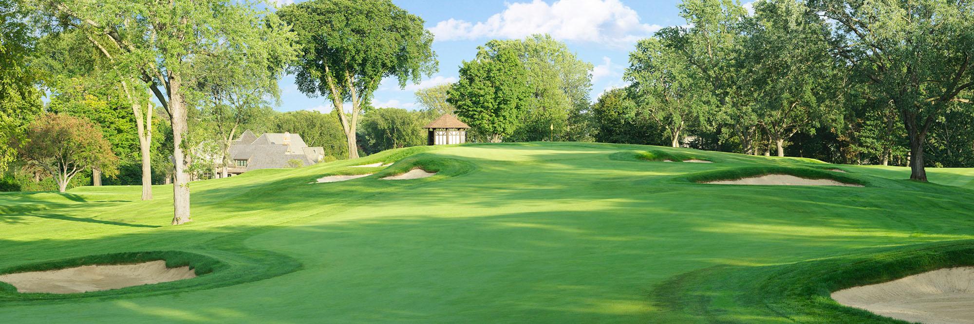 Golf Course Image - Interlachen No. 2
