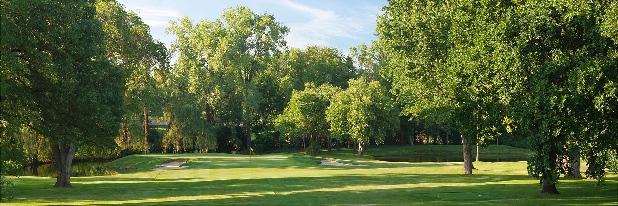 Golf Course Image - Interlachen No. 3