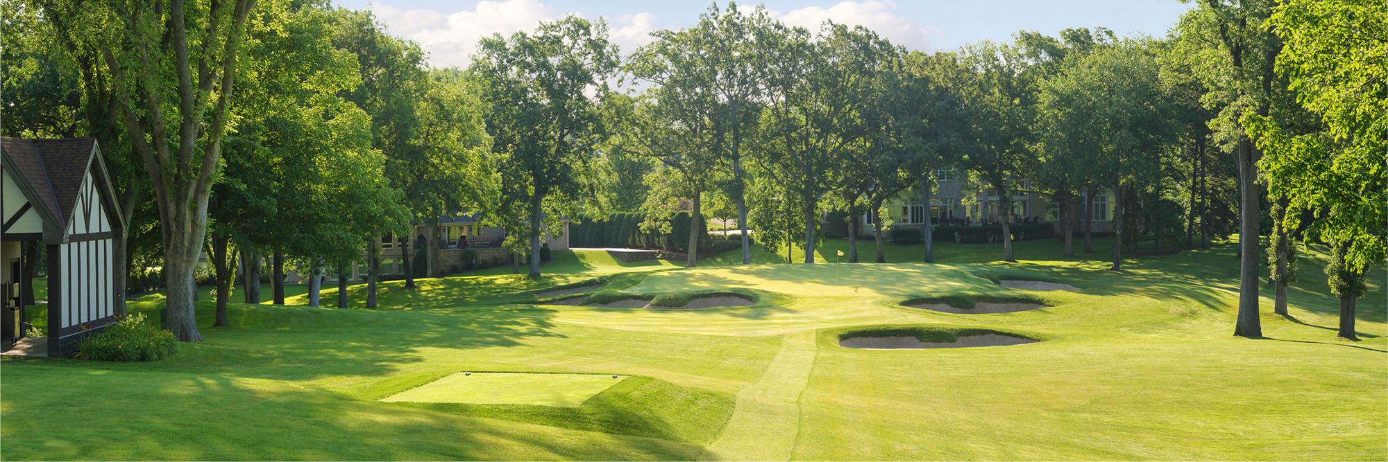 Golf Course Image - Interlachen No. 5