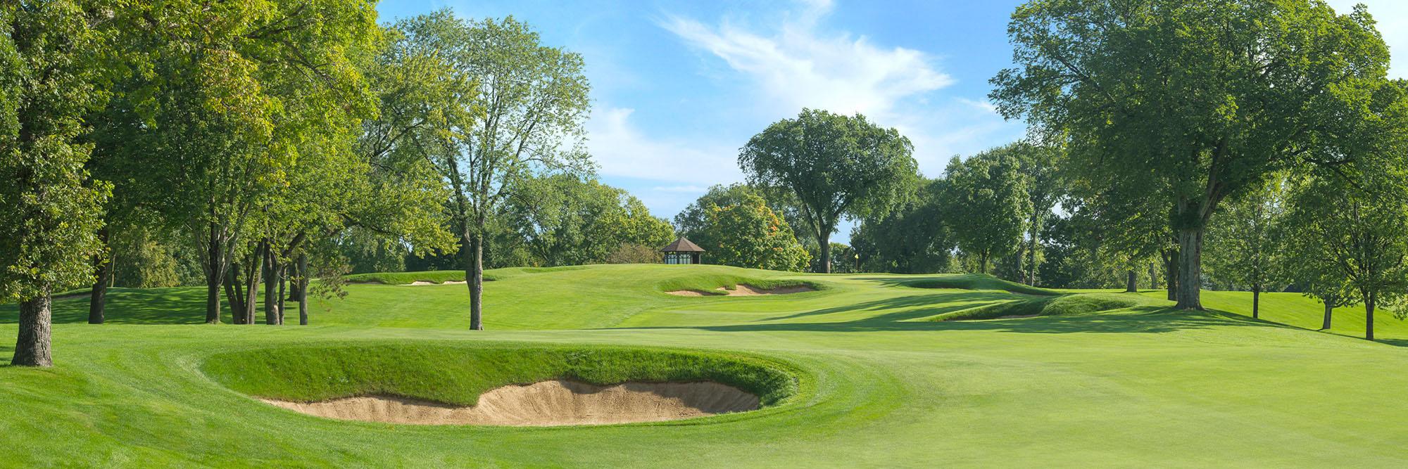 Golf Course Image - Interlachen No. 7