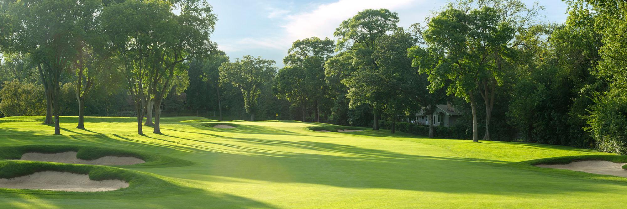 Golf Course Image - Interlachen No. 8