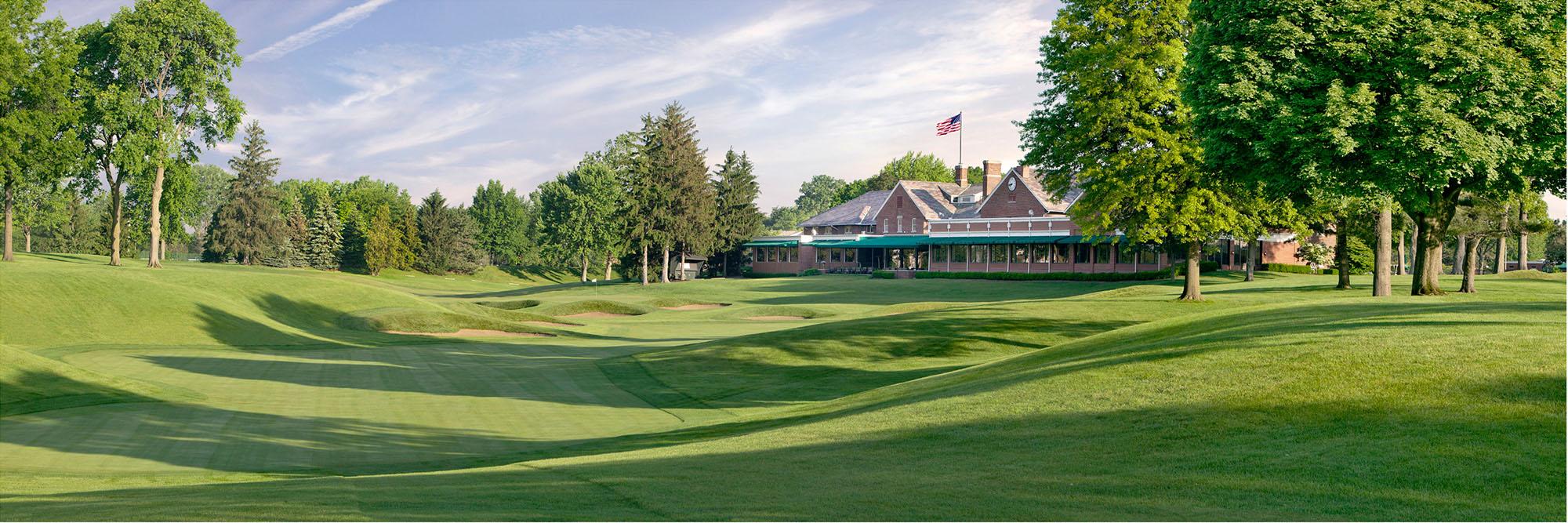 Golf Course Image - Inverness Club No. 18
