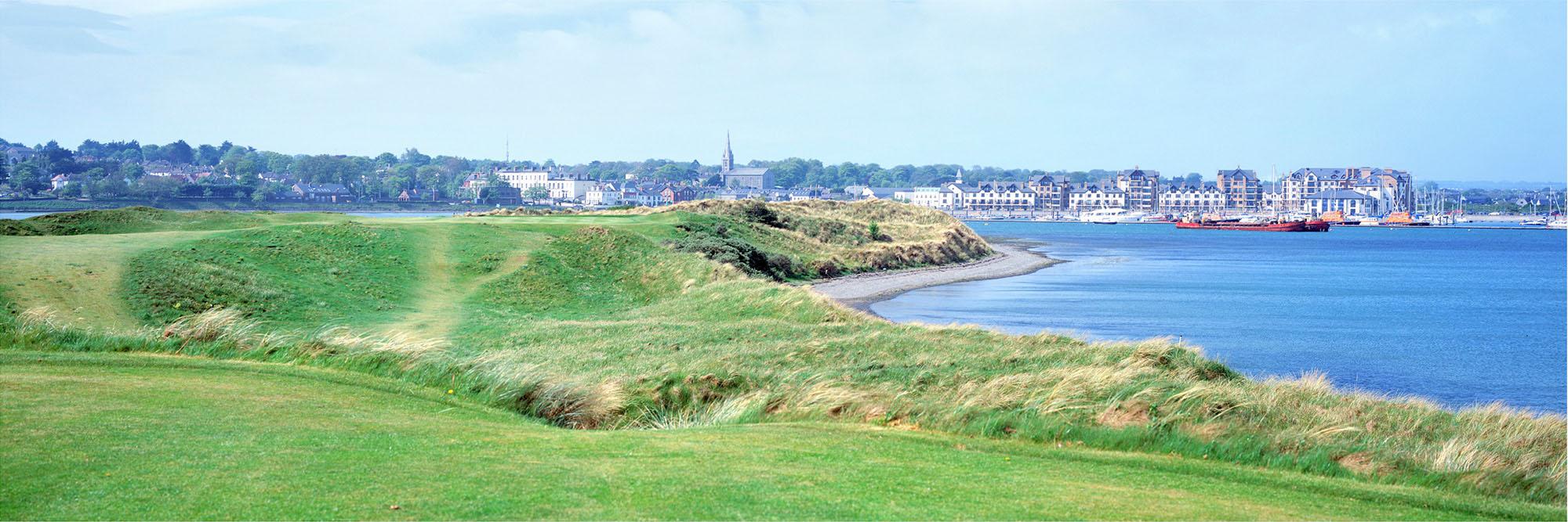 Golf Course Image - The Island Golf Club No. 13
