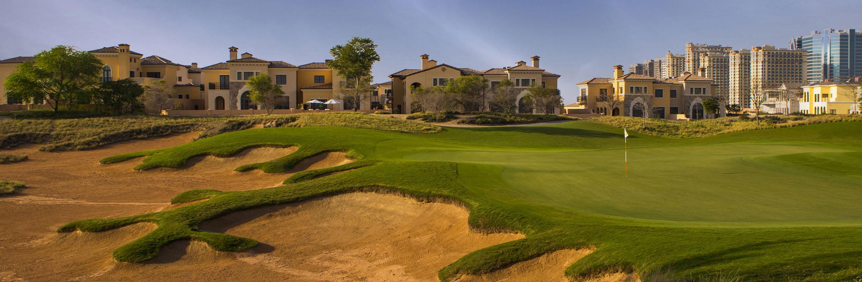 Jumeirah Golf Estates Fire