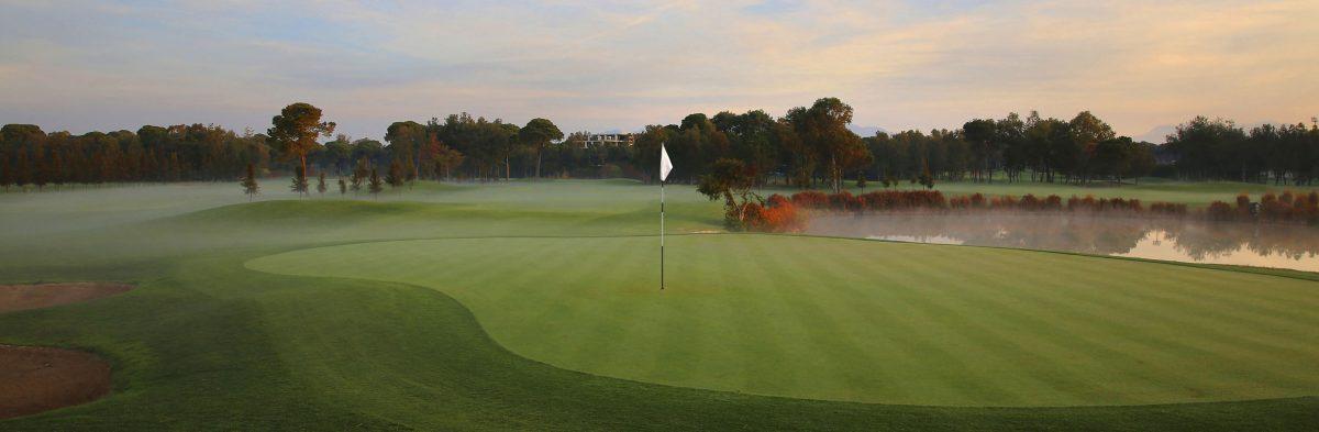 Kaya Eagles Golf Club No. 18