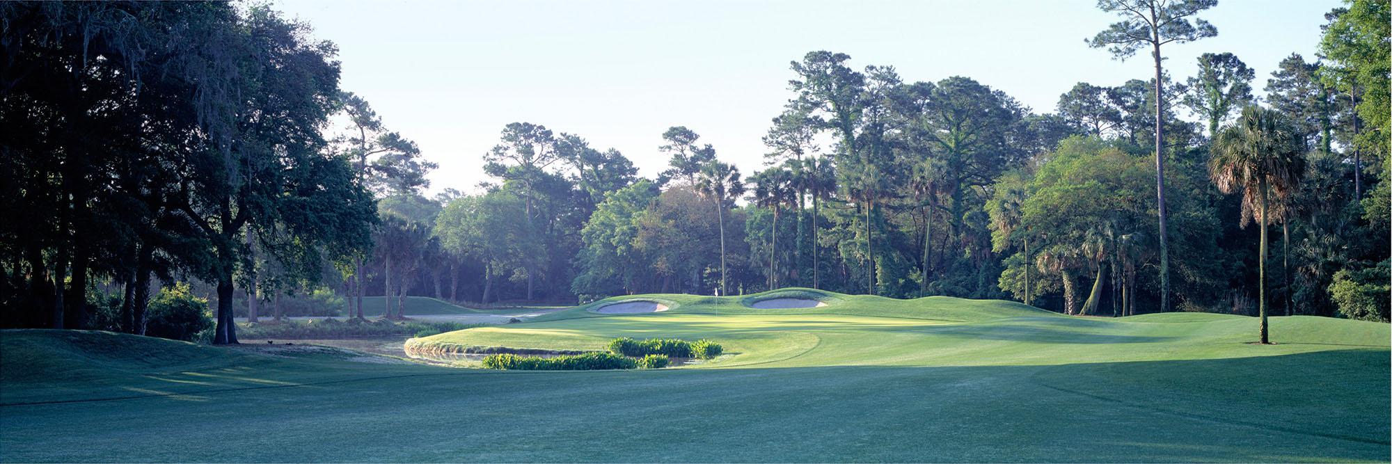 Golf Course Image - Kiawah Cougar Point No. 7