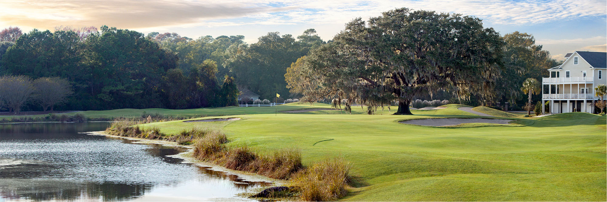 Kiawah Island Oak Point