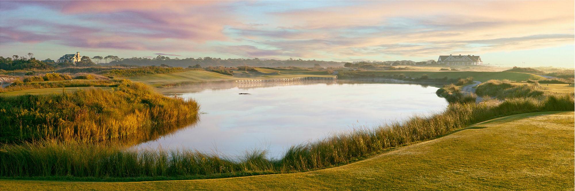Golf Course Image - Kiawah Ocean Course No. 17
