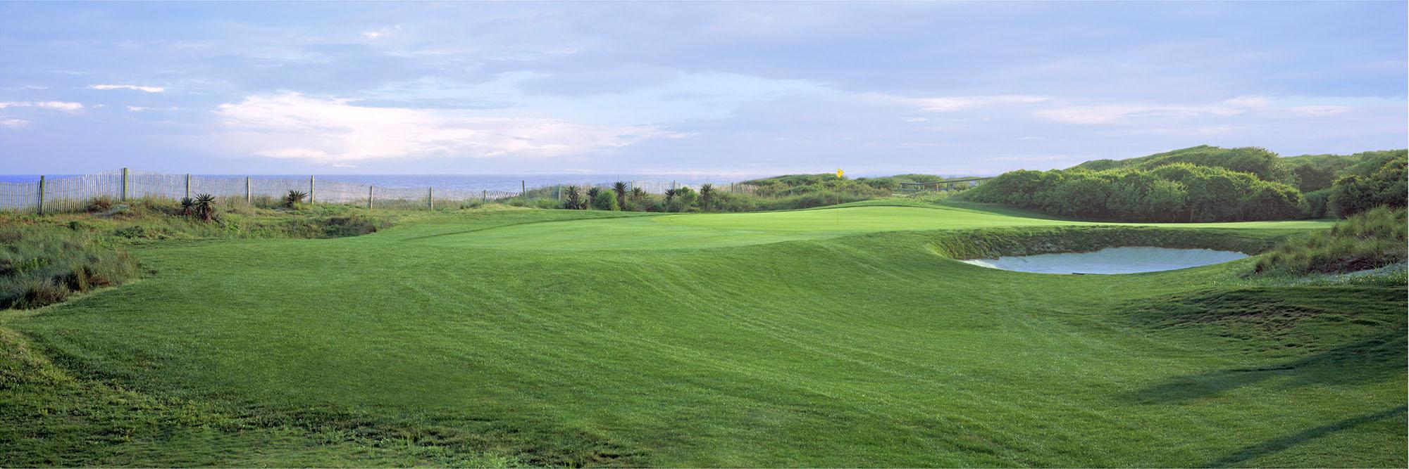 Golf Course Image - Kiawah Turtle Point No. 16