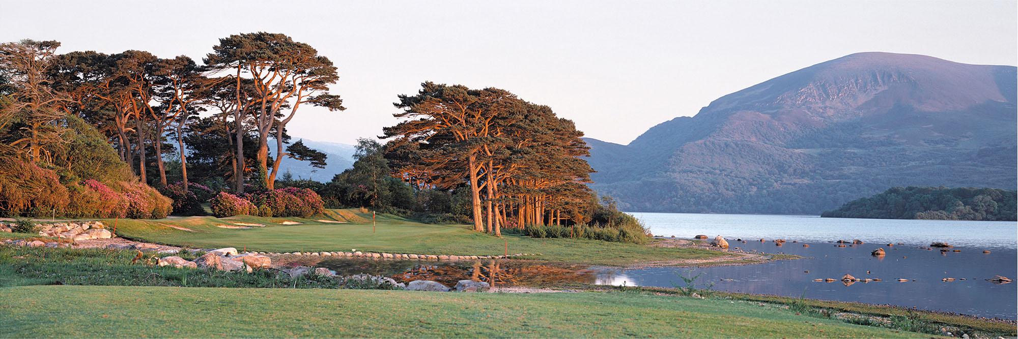 Golf Course Image - Killarney No. 18