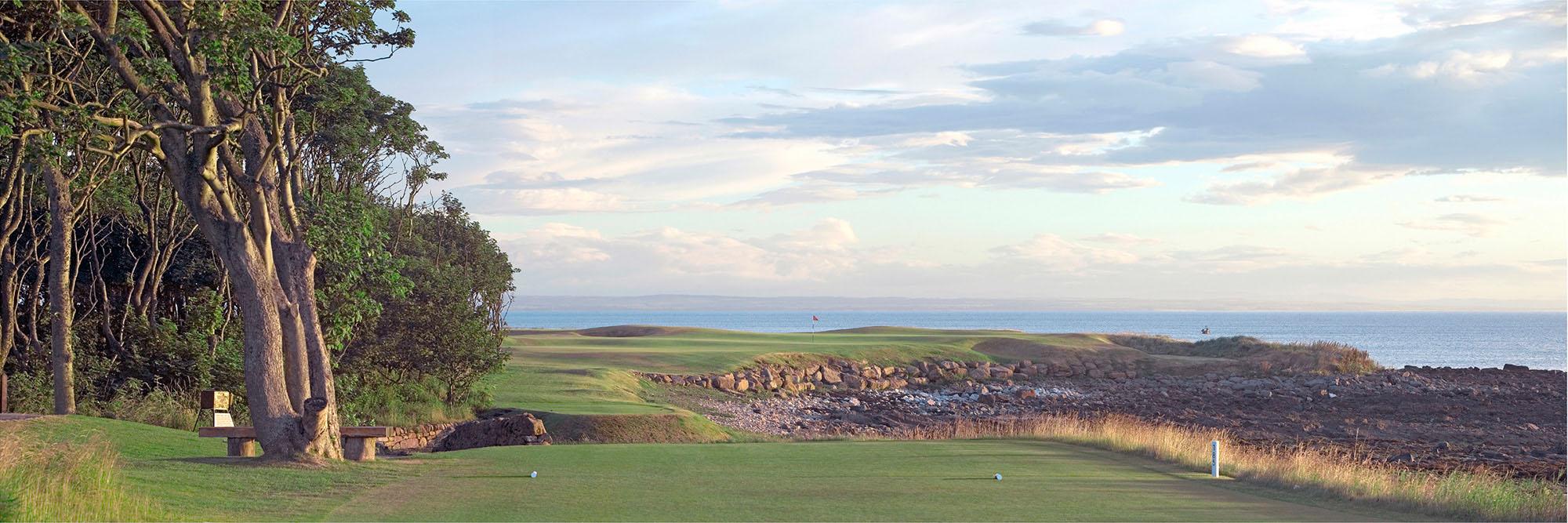 Golf Course Image - Kingsbarns No. 15