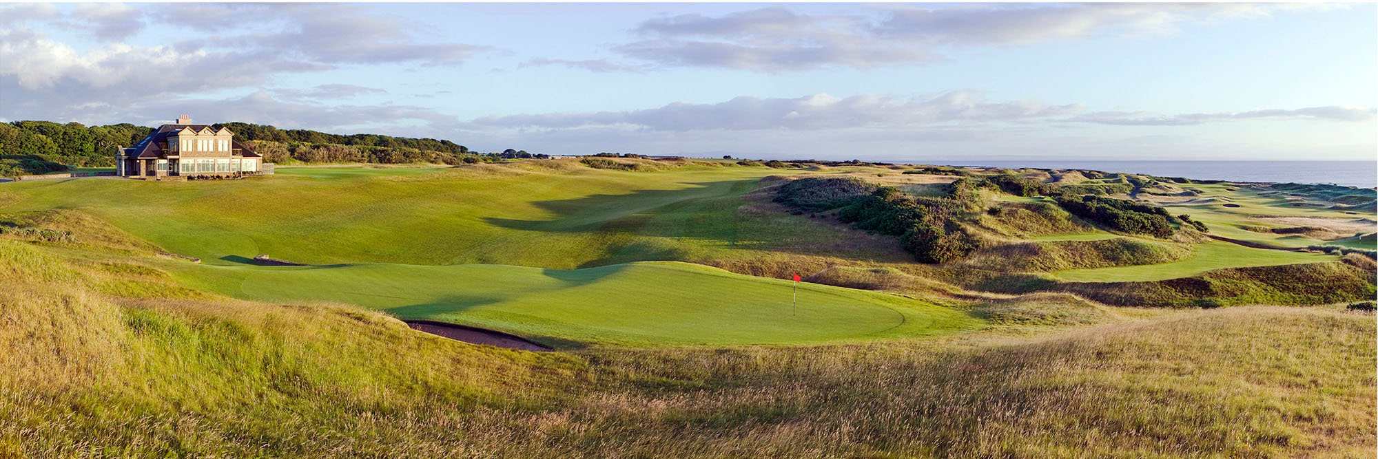 Golf Course Image - Kingsbarns No. 18