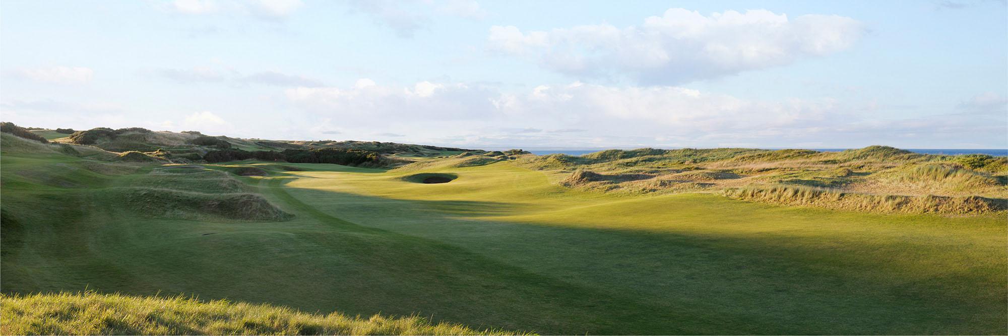 Golf Course Image - Kingsbarns No. 16
