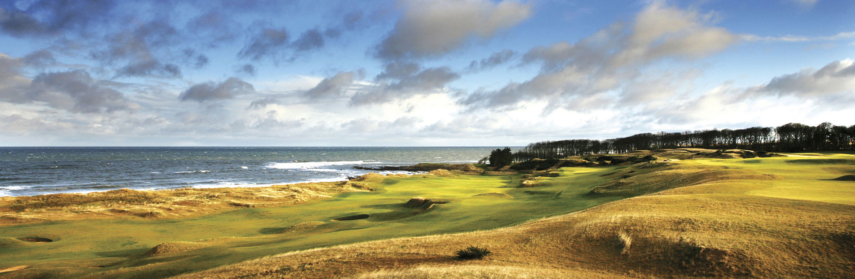Golf Course Image - Kingsbarns Golf Links No. 6