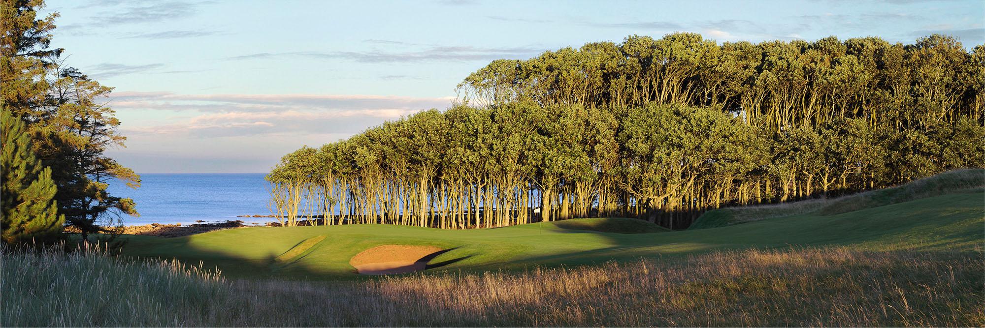 Golf Course Image - Kingsbarns No. 8