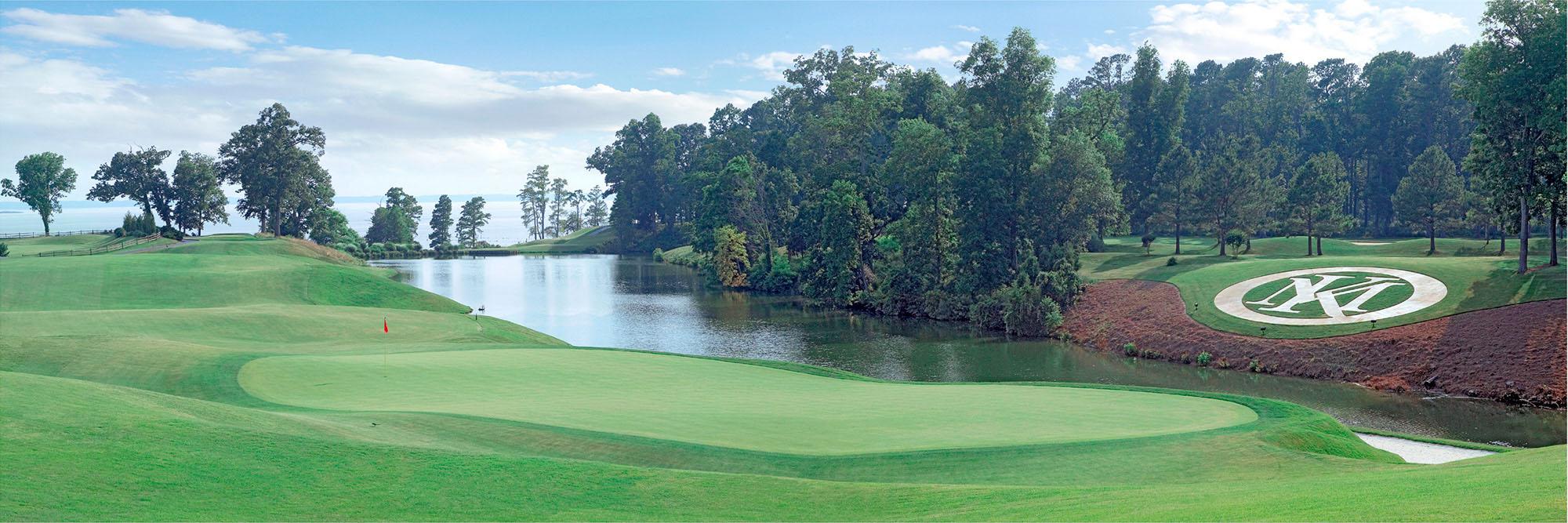 Golf Course Image - Kingsmill Resort & Spa No. 18