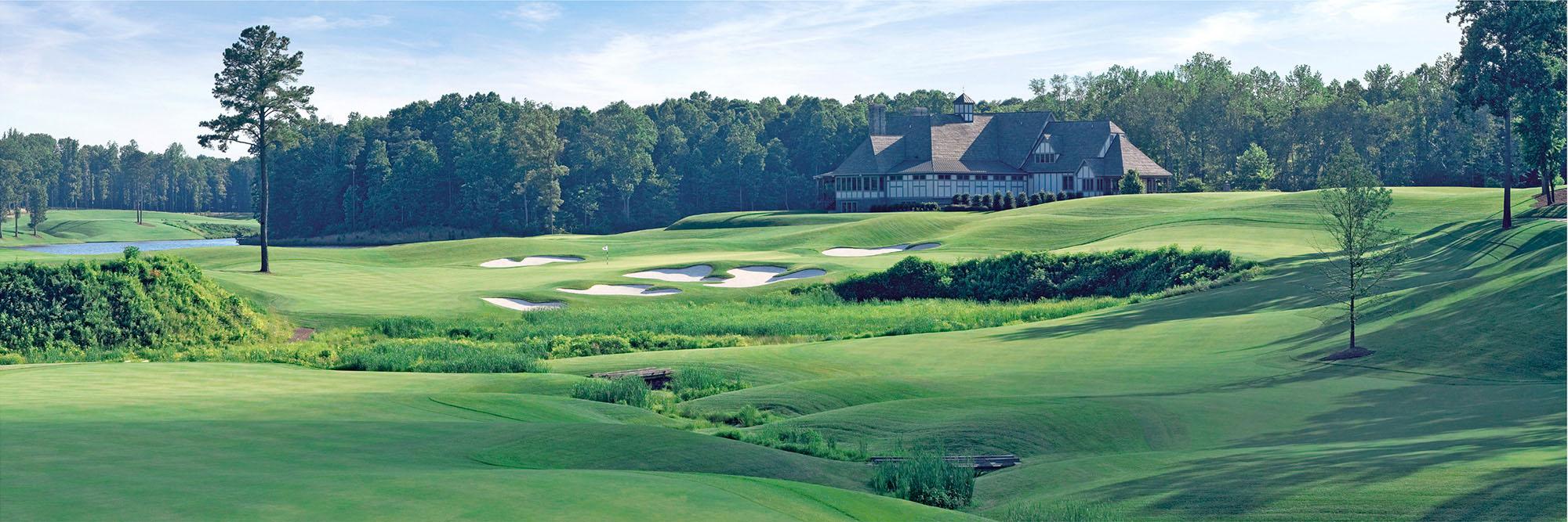 Golf Course Image - Kinloch No. 9