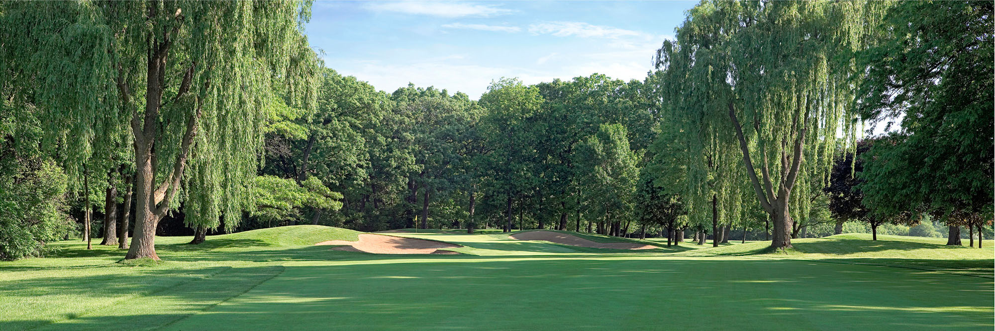 Golf Course Image - Knollwood No. 13