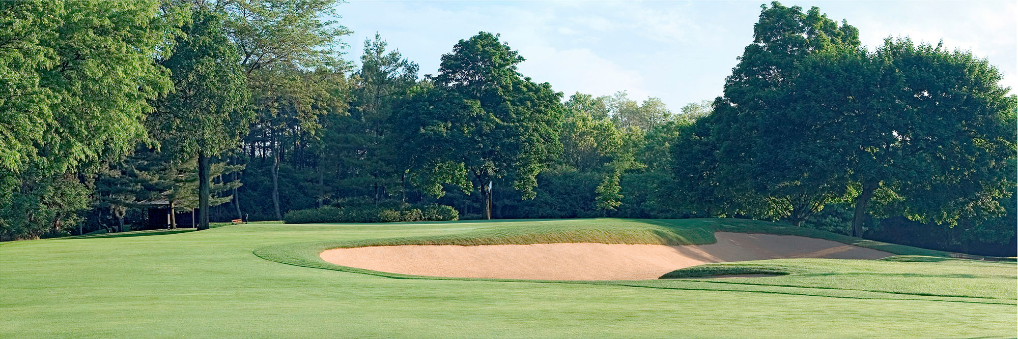 Golf Course Image - Knollwood No. 15