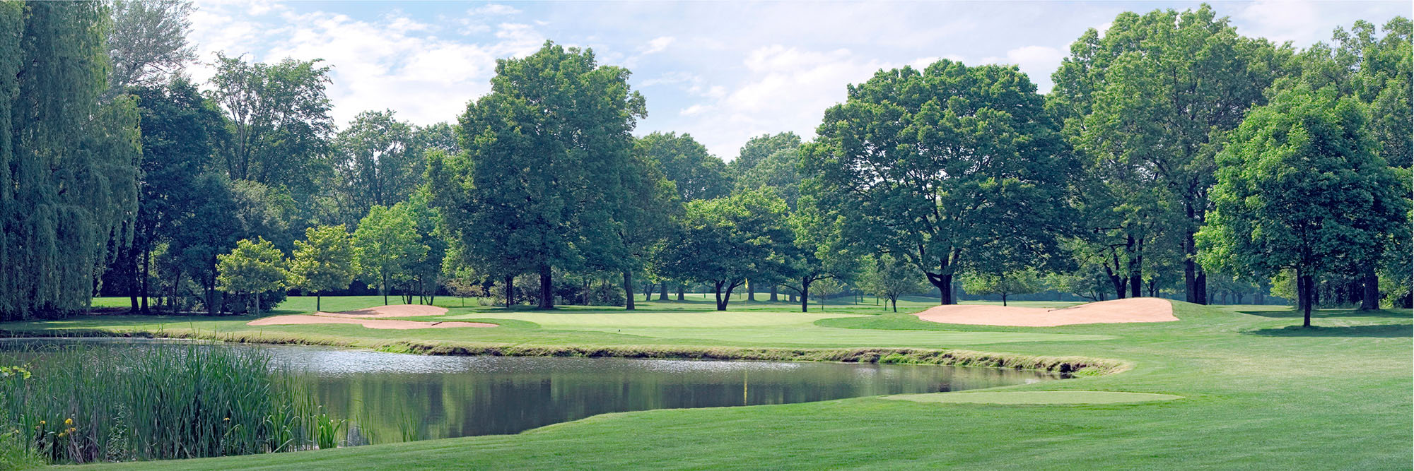 Golf Course Image - Knollwood No. 7