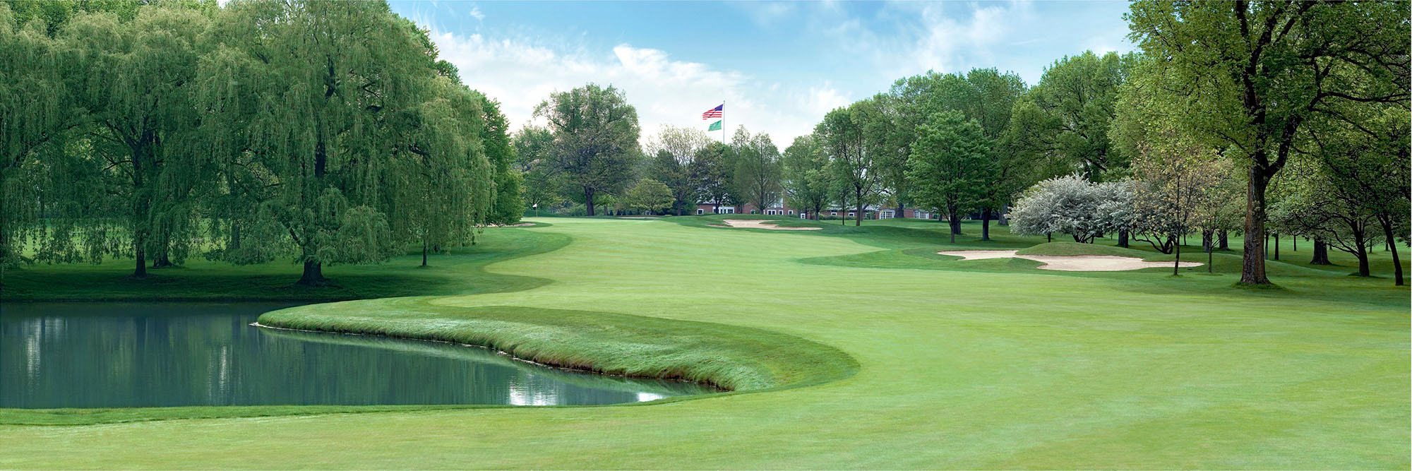 Golf Course Image - Knollwood No. 9