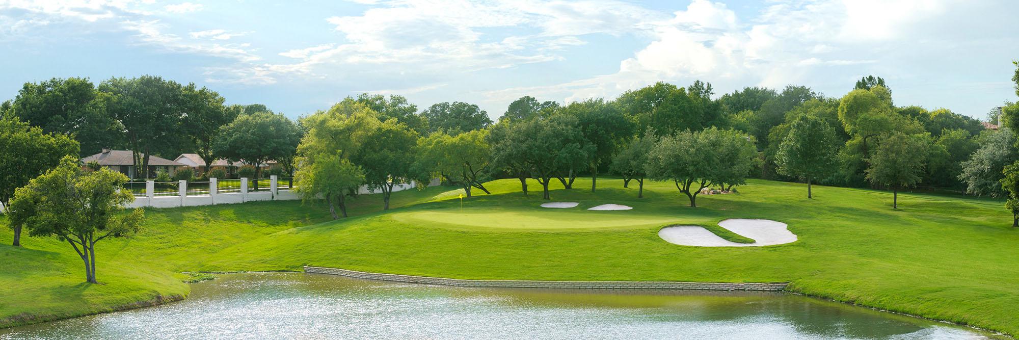 Golf Course Image - Las Colinas No. 13