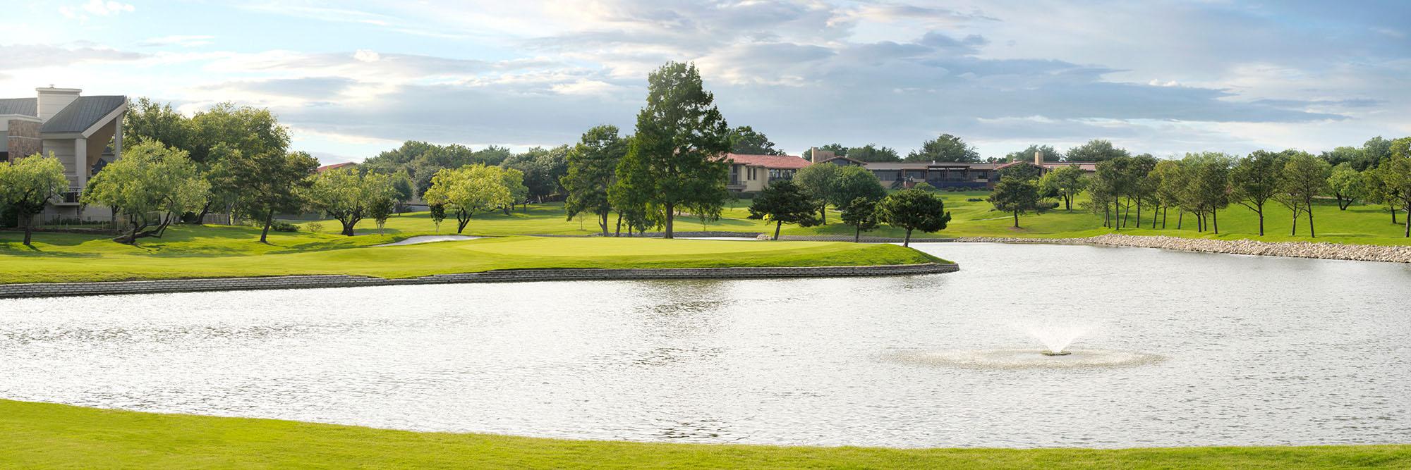 Golf Course Image - Las Colinas No. 15