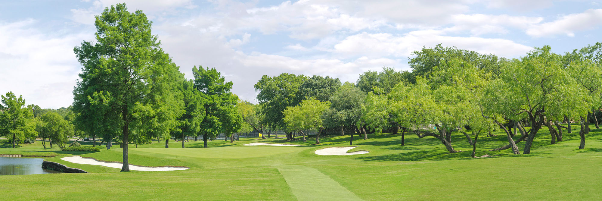 Golf Course Image - Las Colinas No. 17
