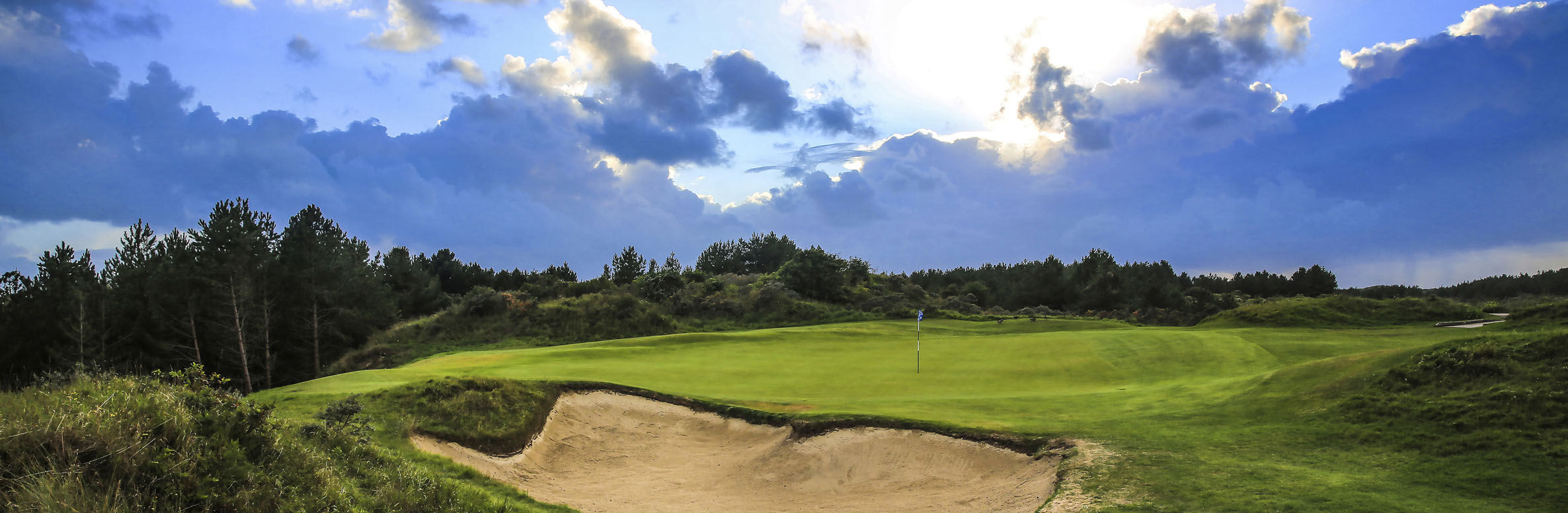 Golf Course Image - Le Tourquet Golf Club – La Mer No. 10