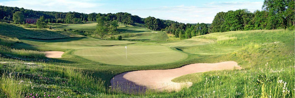LedgeRock Golf Club No. 13