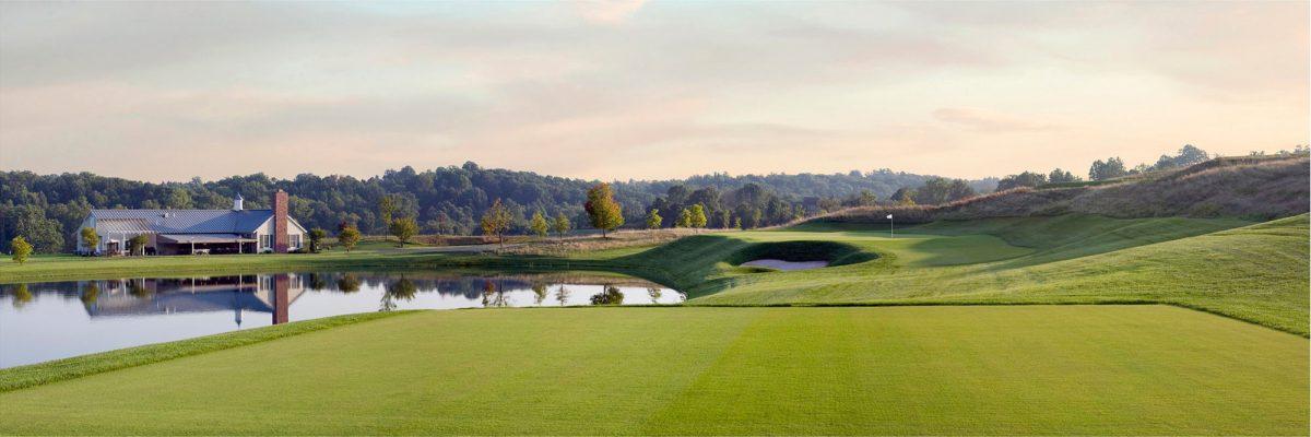 Ledgerock Golf Club No. 14