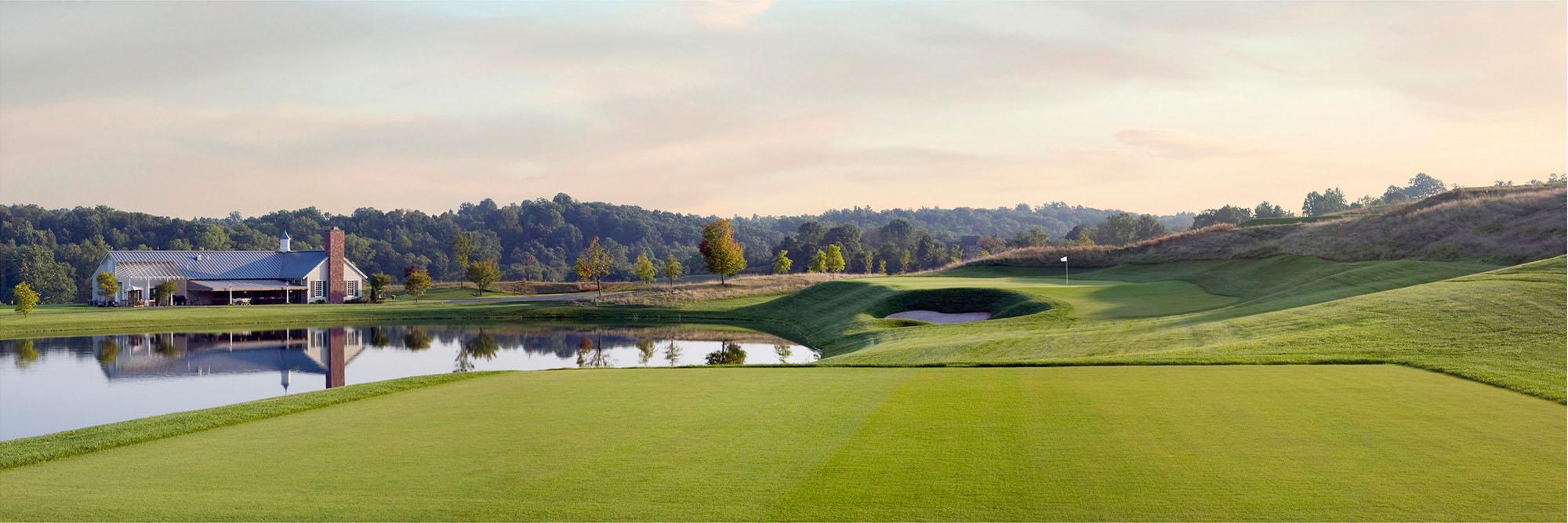 Golf Course Image - Ledgerock Golf Club No. 14